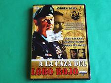 A LA CAZA DEL LOBO ROJO / The Package - Precintada