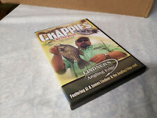Lindner's Angling Edge - Crappies On the Move, Strategies for all seasons - Dvd