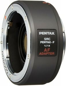 PENTAX 1.7x 30924 F AF Adapter from Japan