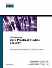 CCIE Practical Studies: Security (CCIE Self-Study) by Bokotey, Dmitry, Mason, A