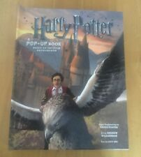 NEW Harry Potter Pop Up Book Based On The Film Phenomenon