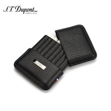 ST Dupont Leather Cigarillo / Cigarette Case 0180325 New In Box 100%Authentic
