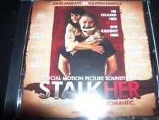 Stalkher Stalk Her Australian Soundtrack (The Angels Nick Cave John Jarratt) CD
