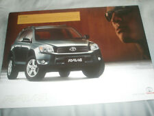 Toyota Rav 4 brochure Mar 2006 South African market English text