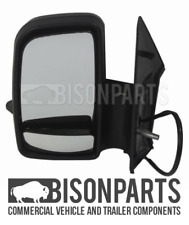 *FITS MERCEDES SPRINTER WING MIRROR ELECTRIC HEATED PASSENGER SIDE LH MER653