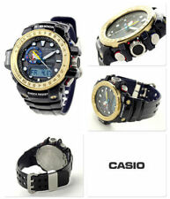 Casio GWN-1000F-2A GulfMaster Smart Access Solar Thermometer Wave Ceptor Watch