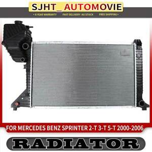 Radiator for Mercedes Benz Sprinter 2-T 3-T 5-T 208 308 311 316CDI 2000-2006 MT