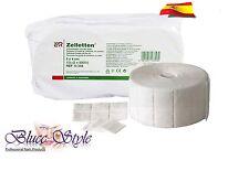 TOALLITAS DE CELULOSA-500 unidades- Uñas de gel,esmaltes permanentes