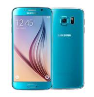 """Déverrouillé Téléphone 5.1"""" Samsung Galaxy S6 SM-G920F 4G LTE 32GB - Opal Bleu"""