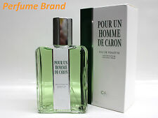 Caron Pour Un Homme de Caron 6.7oz 200ml Men's Eau de Toilette Spray
