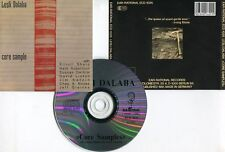 "Lesli DALABA ""Core sample"" (CD)"