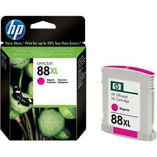HP 88 XL, magenta nuevo, MHD 11/2014, embalaje original, ningún; Refill factura IVA M.