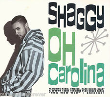 SHAGGY - Oh Carolina (UK 4 Track CD Single)