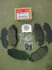 HONDA GENUINE OEM 02-04, 12-13 CRV, 03-11 ELEMENT FRONT BRAKE PADS