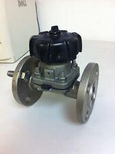 GEMU 673 Stainless steel  Diaphragm valve 1''