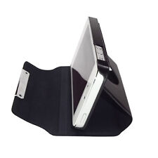 Magnetic Flip Hard Shell Case with Rotation View Angle for Apple iPhone 5 5S