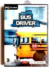 Bus Driver PC Nuevo Precintado Retro Videogame Videojuego Sealed New PAL/SPA