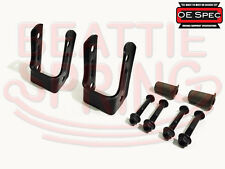 Rear Leaf Spring Shackle Kit S-10 S-15 Sonoma Bravada Blazer S10 Jimmy    (Pair)
