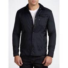 Waist Length Cotton Collared G-Star Coats & Jackets for Men