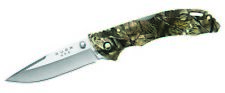 Buck Knives 285 Bantam Blw Mossy Oak Break Up Country Folding Knife 285CMS24