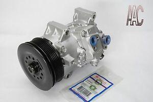 08-11 Scion XD 1.8L; 09-10 Toyota Corolla 1.8L A/C Compressor w/ 1 Year Warranty