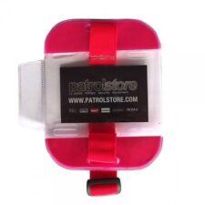 ID/SIA License Badge Holder - Arm Band High Viz Pink