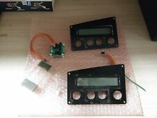 Sega Arcade Outrunners display panels for radio assembly