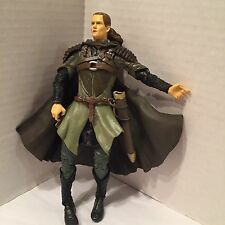 "2004 Lord Of The Rings ToyBiz Action 7.5""Legolas Helms Deep Two Towers  #33"