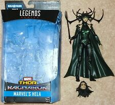 Marvel Legends Hasbro Hulk BuildAfigure Series Thor Ragnarok Hela
