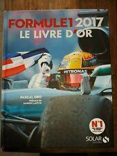 Formule 1 livre d'or 2017 - Solar Edition