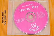 Paul McCartney – Young Boy - Boitier neuf - Cd Single Promo