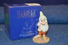 Lovely Royal Doulton Walt Disney ''Bashful'' Figurine SW 16 With Free Box RD6068