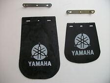 Yamaha delanteras y traseras MUD FLAPS XVS XV FZS FZR FJ FJR XJ SR RD XS XJR XT mudflaps