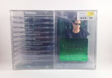Limited Edition Ultimate Matrix Collection DVD Set & Neo mini bust. NEW!