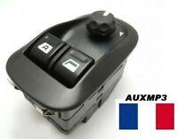 Bouton COMMANDE DE LEVE VITRE ELECTRIQUE + RETROVISEURS PEUGEOT 206 306 expert