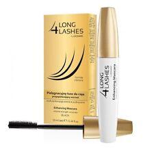 Oceanic AA largo 4 Pestañas Crecimiento Pestañas mejora Negro Mascara con Biotina 10ml