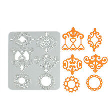 New Metal Cutting Dies Stencil Scrapbooking Embossing Album Paper Card Craft DIY