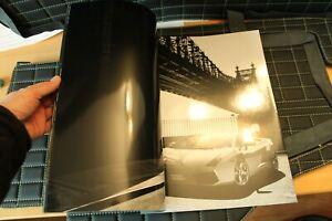 RAR VIP Hardcover Prospekt/brochure Lamborghini Gallardo Coupe DIN A3 2828/4000