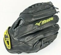 "Mizuno GPL1200F1 12"" PROSPECT FASTPITCH Power Close LEATHER Baseball GLOVE LHT"
