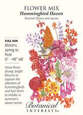 Hummingbird Haven Flower Seed Mix - 3.5 grams