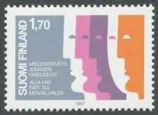 Finland 1987 MNH Stamp - Mental Health
