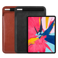 "For iPad Pro 11"" iPad Pro 10.5"" Sleeve Pouch Carrying Bag with Pencil Holder"