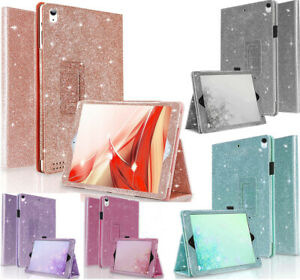 """Glitter Bling Stand Case Cover For Apple Ipad 10.2 7th/8th Gen iPad Air 4 10.9"""""""