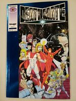Deathmate October Blue  Advance Comics Valiant Image 1st Print 1993 VF+