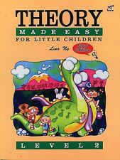 Theory Made Easy for Little Children Level 2 - Lina Ng