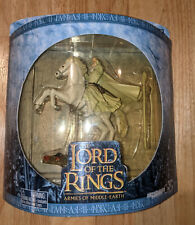 Lord of the Rings Gandalf on Shadowfax Action Figure Warrior Battle Beasts