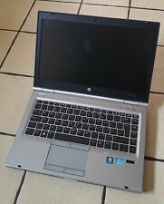 Core i5 2.6GHz GHz 4 Go 320GB ordinateur portable HP EliteBook 8470p Windows 7
