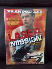 Dvd Laser mission: Agent spécial - Brandon Lee