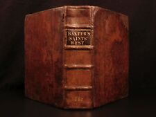 1669 PURITAN Saints Everlasting Rest Richard Baxter Bible Devotional on HEAVEN