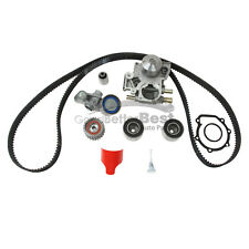 One New Gates Engine Timing Belt Kit with Water Pump TCKWP328B for Subaru